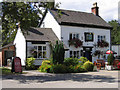 SJ5774 : Hare and Hounds public house, Crowton by Alan Godfree