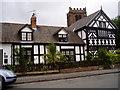 SJ4966 : Church Cottages, Tarvin by Eirian Evans