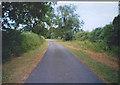 SJ7161 : Green Lane by Linda Craven