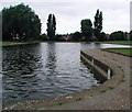TA1131 : Model boat pond in East Park, Hull by Paul Glazzard