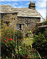 SX0588 : Tintagel Post Office (National Trust) by Pam Brophy