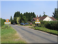 TF1204 : Approach to Helpston, Peterborough by Rodney Burton