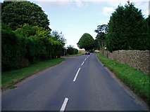 SO8806 : Stroud to Bisley road by David Gruar