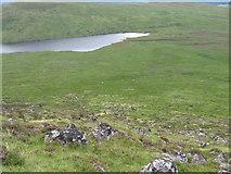NN4461 : Looking down from Leacann nan Giomach by Chris Wimbush