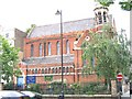 TQ3179 : Former St Jude's church, St George's Road by Stephen Craven