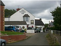 SM9809 : The Cottage Inn, Llangwm by Jennifer Luther Thomas