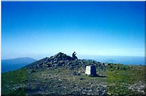 R8723 : Summit of Galtymore by Bill Griffiths