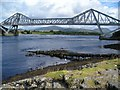 NM9134 : Connel Bridge with the Falls of Lora starting to form by Iain Robinson