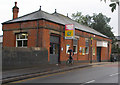 SP1283 : Acock's Green Railway Station, Birmingham by John Evans