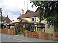SP3183 : Hare and Hounds, Keresley Green by David Stowell