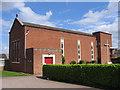 SP3382 : St Luke's, Holbrooks by David Stowell