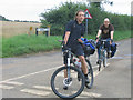 TF6933 : Cycle Route 1, Snettisham by Stephen Craven