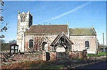 SE6841 : Thorganby, St Helen's Church by Bill Henderson