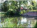 SP8619 : The Duckpond, Wingrave by Rob Farrow