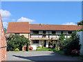 SE9134 : Rudstone Walk hotel by Keith Allison