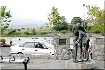 G6836 : The Famine Family, Sligo by Bob Embleton