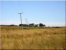 NS5149 : Shieldhill Farm by Iain Thompson