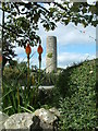 M0380 : Round Tower at Aghagower by Steve Edge