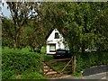 TL5561 : Park End Cottage, Swaffham Bulbeck by Stephen McKay