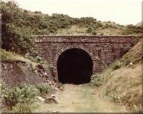 SS8796 : Gelli Tunnel near Croeserw by Bill Blair
