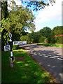 TQ0717 : Signpost, West Chiltington Common by Simon Carey