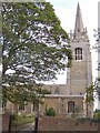 TL1791 : St Peter's, Yaxley by Roger May