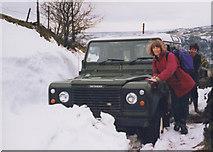 SE0027 : Snowdrift by Stephen Craven