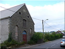 ST1290 : Former Chapel, Senghenydd by Colin Smith