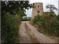 SP6744 : Converted Windmill (Windmill Farm) by Tony Underwood