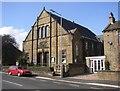 SE1220 : Baptist Chapel, Dewsbury Road, Rastrick by Humphrey Bolton