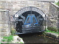 SE0007 : Tunnel Entrance Gates at Diggle by Paul Anderson