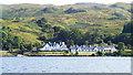 NN0420 : Portsonachan Hotel, Loch Awe by Peter Gordon