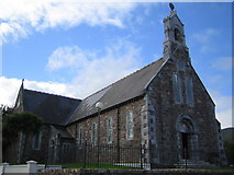Q5011 : Cloghane: St Brendan's Church by Nigel Cox