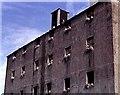 NT6779 : Dunbar warehouse by Stanley Howe