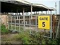 TL3375 : Mushroom compost plant by Gordon Brown
