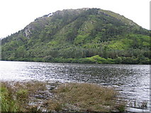 V7755 : Glanmore Lake by Nigel Cox