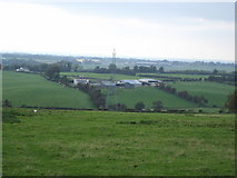 N9314 : Tipperkevin looking towards Punchestown Racecourse Co Kildare by Hamish Bain