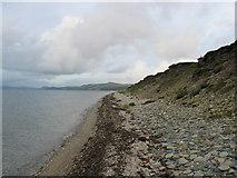 NR7050 : Shoreline walk of The Kintyre Way. by Johnny Durnan