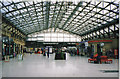 NJ9405 : Inside Aberdeen railway station by Carol Walker