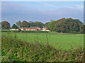 SE9546 : Holme Wold House by Stephen Horncastle