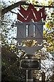 TL5873 : Memorial to railworkers at Soham by Bob Jones