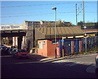 SP1194 : Wylde Green Station by Graham Flint