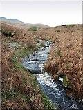 NR4556 : Abhainn Torr a Mhuilinn, Islay by Claire Pegrum