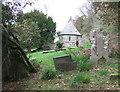 SN0134 : Llanychllwydog church from the east by ceridwen