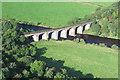 NY4175 : Viaduct over River Liddel by Simon Ledingham