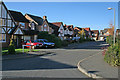 Dist:0.6km<br/>On the north western edge of Gonerby Hill Foot, this housing estate was built in the early 1990s. It has a good mix if house sizes and styles making an attractive residential area between Grantham Road and the railway line.