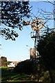 SW7948 : Windpump near Allet by Tony Atkin