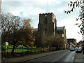 TL8563 : St.Marys Bury St.Edmunds by Keith Evans