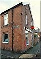 SJ6569 : Post Office Moulton by David Marten