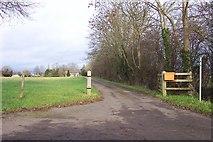 SP2700 : Lane to Brookside by Jonathan Billinger